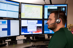 EMA Services | MCM Consulting Group | 911 Center Photo