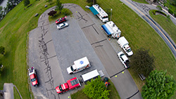 EMA Services | MCM Consulting Group | Aerial Command Center Area Exercise Photo