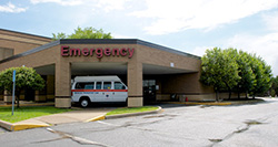Healthcare Services | MCM Consulting Group | Emergency Room Entrance Photo