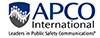 APCO - Association of Public-Safety Communications Officials | MCM Consulting Group